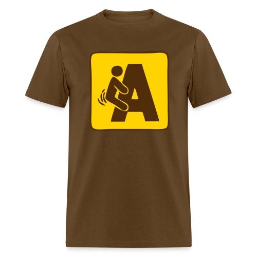 Fckin A - Men's T-Shirt