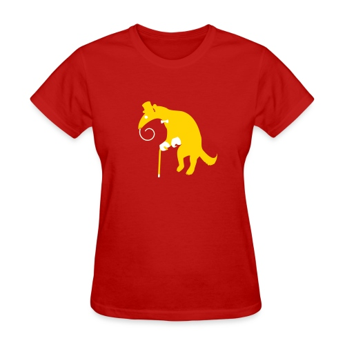 [sir-anteater] - Women's T-Shirt