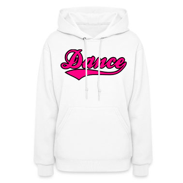 Dance Hooded Sweatshirt
