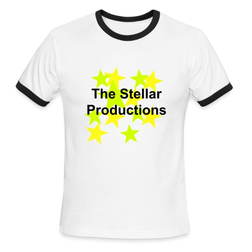 Mens Stellar Tee - Men's Ringer T-Shirt