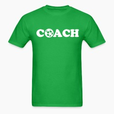 Soccer Coach Men's T-Shirt