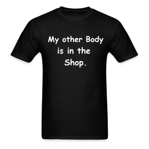 Other Body   t shirt - Men's T-Shirt
