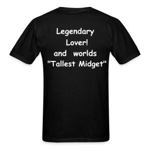 Legendary Lover midget - Men's T-Shirt