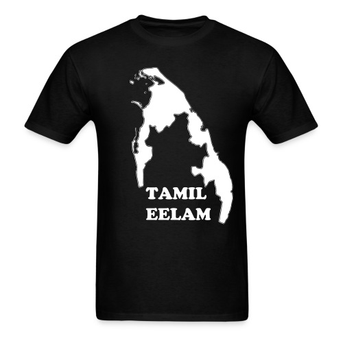 Men's T-Shirt - Tamil EELAM T-Shirt Support the struggle !!!! we will get eelam