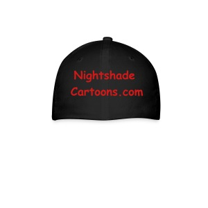Nightshade Cartoons Hat    address - Baseball Cap