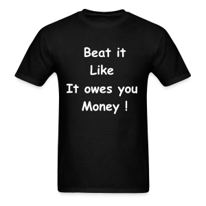 Beat it - Men's T-Shirt