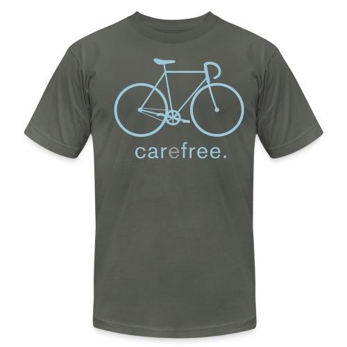 Car(e) Free - Men's Fine Jersey T-Shirt