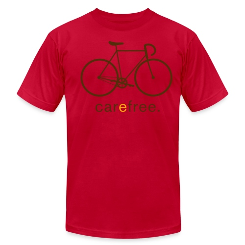 Car(e) Free - Men's  Jersey T-Shirt