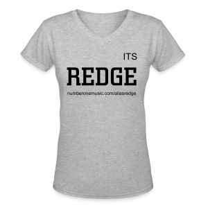 Womens Urban Wear - Women's V-Neck T-Shirt