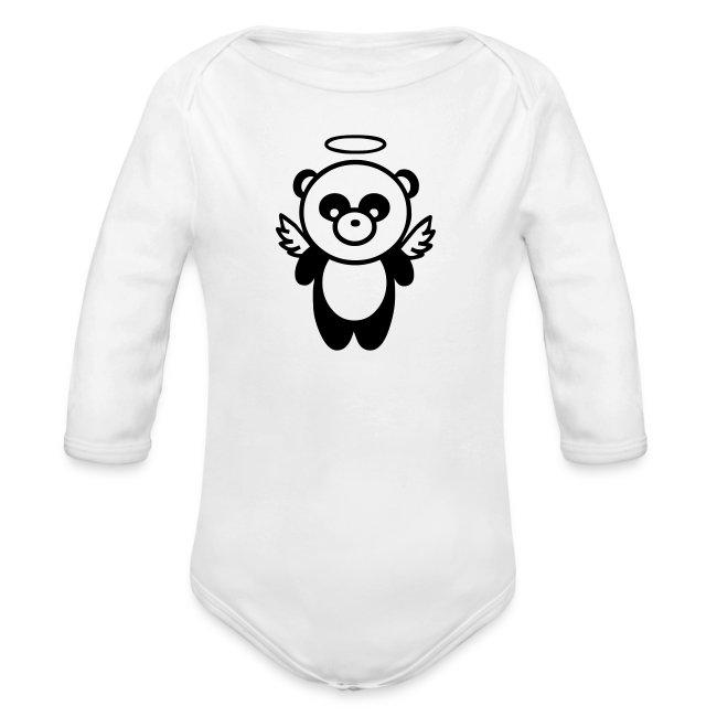 f4a7495b0b Organic Long Sleeve Baby Bodysuit