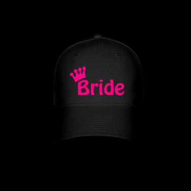 Black Bride Caps