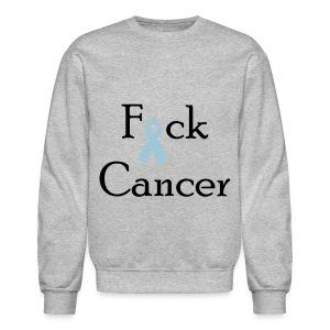 F Cancer (Crew Neck) - Crewneck Sweatshirt