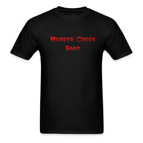 Murder Creek Band - Men's T-Shirt