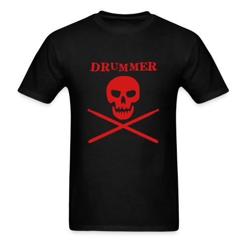 Drummer shirt - Men's T-Shirt