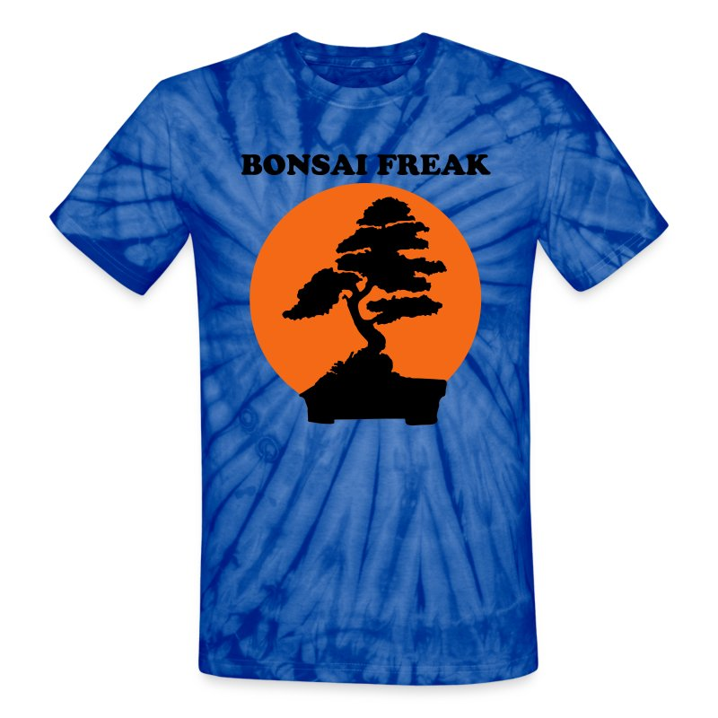 Bonsai Freak - Unisex Tie Dye T-Shirt