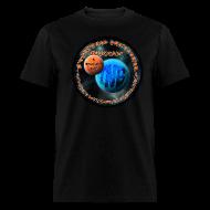 T-Shirts ~ Men's T-Shirt ~ TNB Round Logo