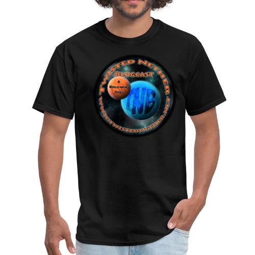 TNB Round Logo - Men's T-Shirt