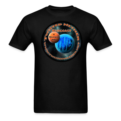 TNB Round Logo - Men's T-Shirt