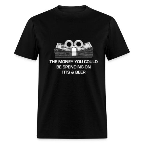 The Money - Men's T-Shirt
