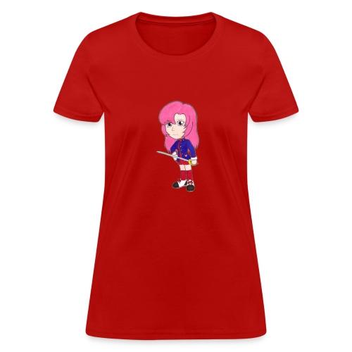 Utena Women's Tee - Women's T-Shirt