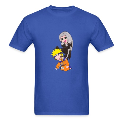Dead Naruto Men's Tee - Men's T-Shirt