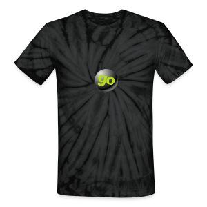 go ball Tie Dye shirt - Unisex Tie Dye T-Shirt