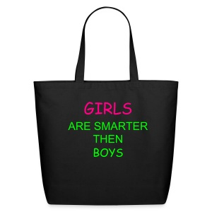 BAG WITH SAYINGS - Eco-Friendly Cotton Tote