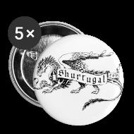 Buttons ~ Small Buttons ~ Shurtugal.com Newer Design Buttons (5 pack)