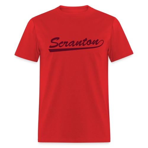SCRANTON VOLLEYBALL TEAM T-Shirt - Men's T-Shirt