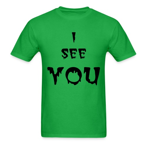 NOW I SEE YOU NOW I DONT - Men's T-Shirt