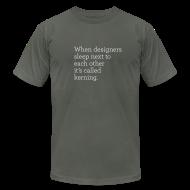 T-Shirts ~ Men's T-Shirt by American Apparel ~ Kerning
