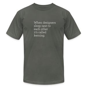 Kerning - Men's Fine Jersey T-Shirt