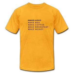 Checklist - Men's Fine Jersey T-Shirt
