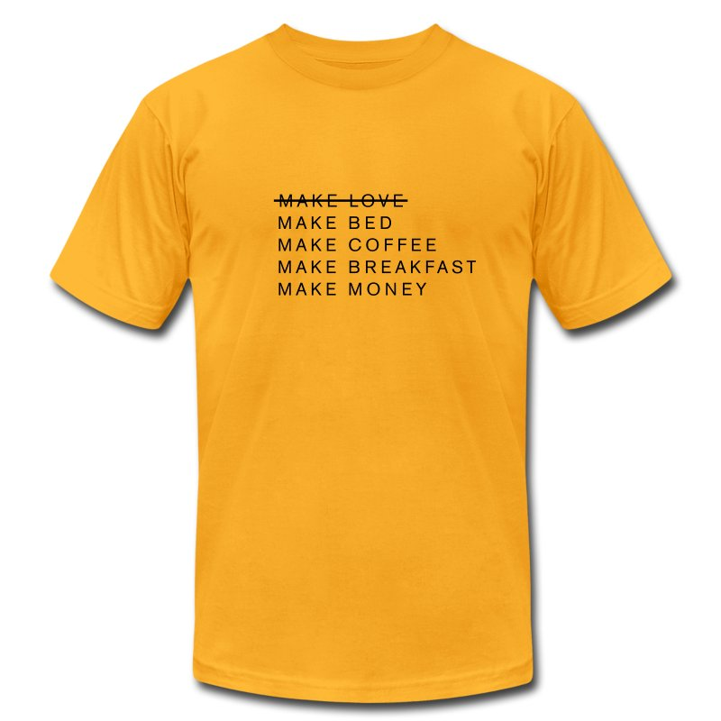 Checklist - Men's T-Shirt by American Apparel