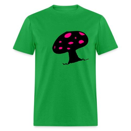 Plur Life Shroom - Men's T-Shirt