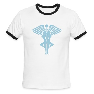 Sexy Beast Men's Ringer Tee - Men's Ringer T-Shirt