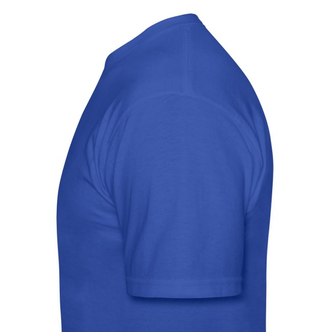 Men's Standard Weight T-Shirt/Blue