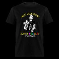 T-Shirts ~ Men's T-Shirt ~ Men's Standard Weight T-Shirt/Black