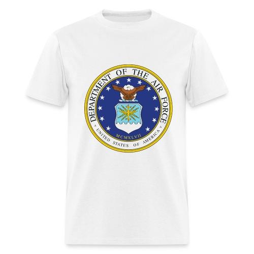 DEPT OF THE AF - Men's T-Shirt