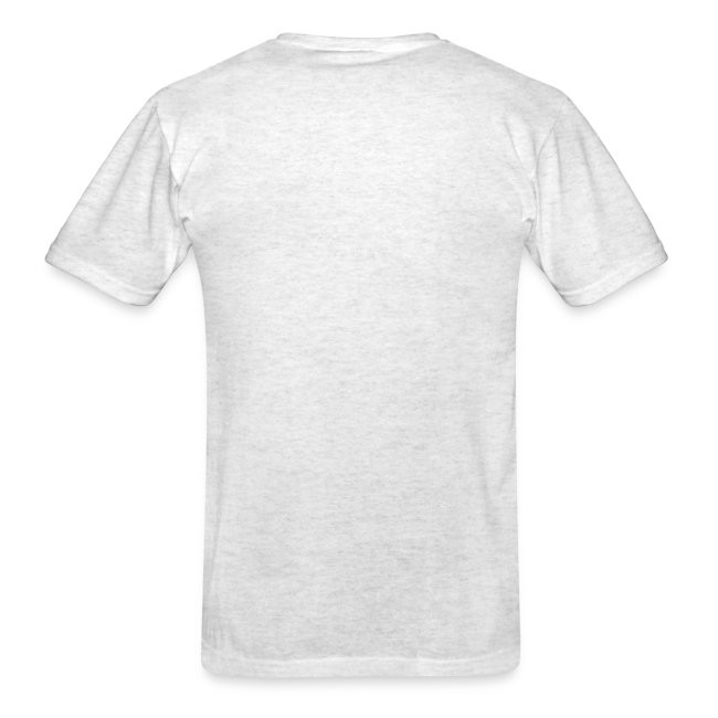 Men's Standard Weight T-Shirt/Ash
