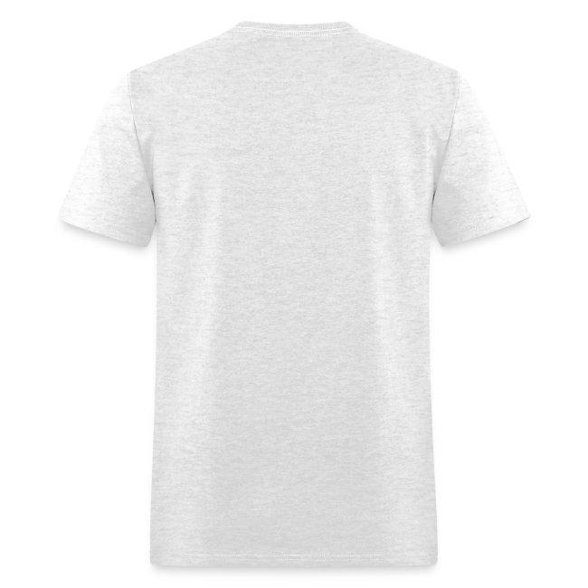 Men's Standard Weight T-Shirt/Ash