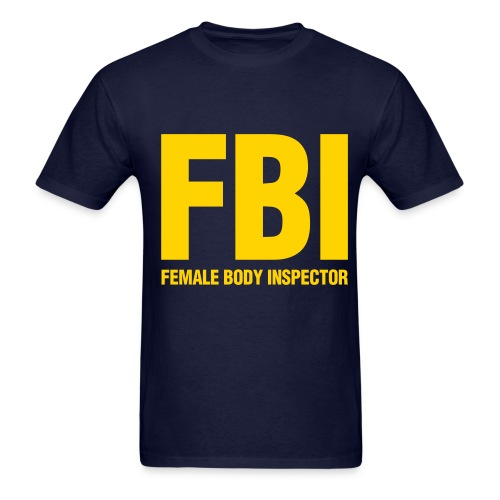 FBI - Men's T-Shirt