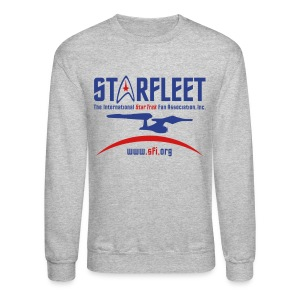 Starship graphic sweatshirt - Crewneck Sweatshirt