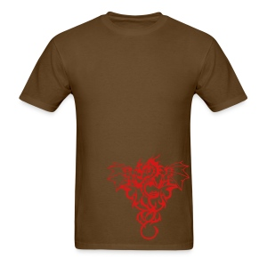 Men's dragon tshirt - Men's T-Shirt