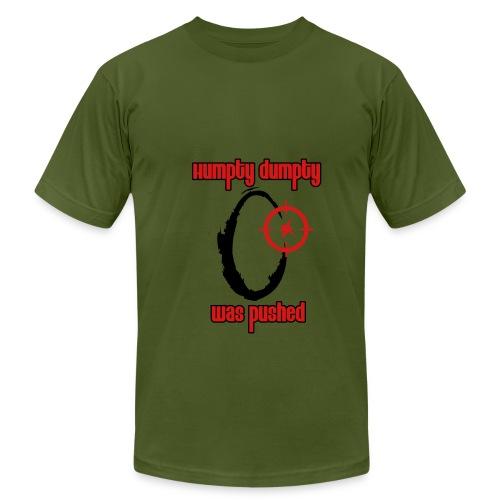 the egg - Men's Fine Jersey T-Shirt