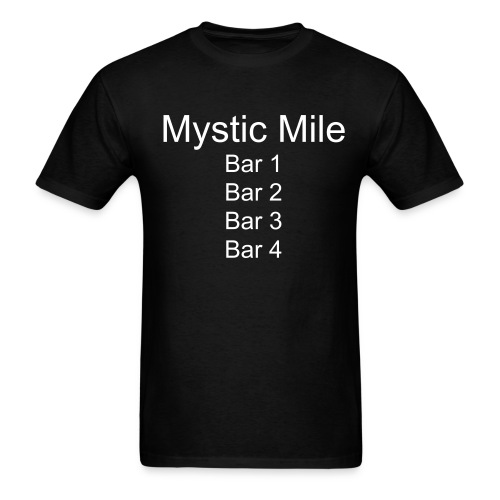 Mystic Mile Tee - Men's T-Shirt
