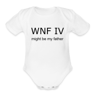 Baby Bodysuits ~ Baby Short Sleeve One Piece ~ Article 4586184