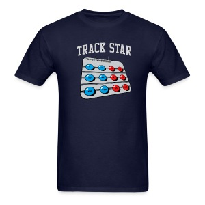 Track Star Tee - Men's T-Shirt