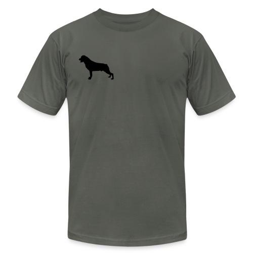 Von Herrschend Rottweilers T-Shirt - Men's Fine Jersey T-Shirt