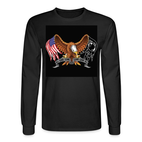 AGSLngSlvBlk - Men's Long Sleeve T-Shirt